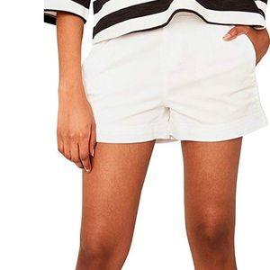 Lolë SPF white shorts!